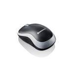 Ασύρματο Ποντίκι Lenovo N1901 Μαύρο & Γκρι