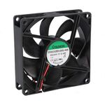 Fan 24V/DC 92X92X25 2.4W Bell Bearing