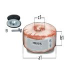 Τοροειδής Μετασχηματιστής 2X18V 30W 1,6A