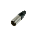 XLR Neutrik Αρσενικό Προέκτασης 5 - Πολικό NC5MX