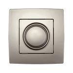 Dimmer LED 3-300W City Σαμπανιζέ Μεταλλικό