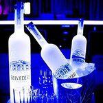 Αυτοκόλλητο Φωτάκι Led για Μπουκάλια με μπαταρία Φ50mm