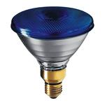 Lamp PAR38 80W 230V Blue