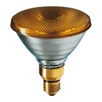 Lamp PAR38 80W 230V Yellow