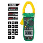 Digital Clamp Meter MASTECH MS2138