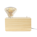Lighting Pendant 1 Bulb Wooden TF17191TN