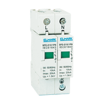 Surge Protection Device C20/1pN In 20kA