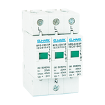 Surge Protection Device C20/3P In 20kA