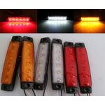 Led Truck Light 12V-24V DC White