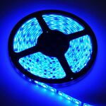 Waterproof Led strip 4,8W Blue