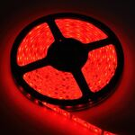 Waterproof Led strip 4,8W Red