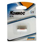 Super Alkaline Battery KONNOC 27A 12V
