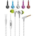 Ακουστικά-Handsfree Κινητών i1 Ασημένια