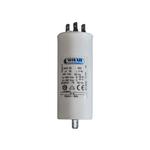 Capacitor Faston 35,00uF 450V