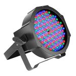 Cameo FLAT PAR CAN RGB 144x10mm FLAT LED RGB PAR Black