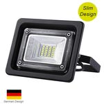 LED Flood Light Slim 10W 4000K