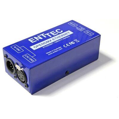 Ongekend Enttec Open DMX Ethernet ODE - CONTROLLER DMX-DIMMER στο Electronio QU-51