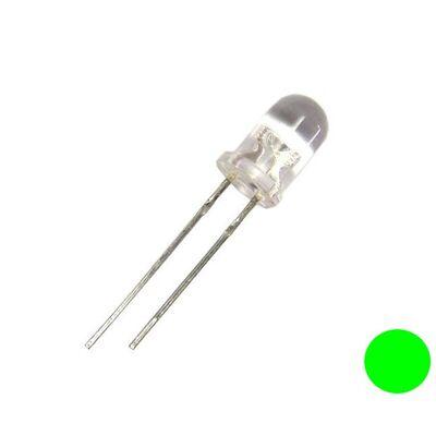 Led 5mm Green 3,2-3,4V
